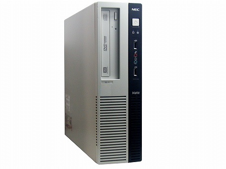 【中古パソコン】【単体】【Windows10 64bit搭載】【Core i5 4590搭載】【メモリー4GB搭載】【HDD1TB搭載】【DVDマルチ搭載】【東久留米発】 NEC Mate ML-K (7519161)
