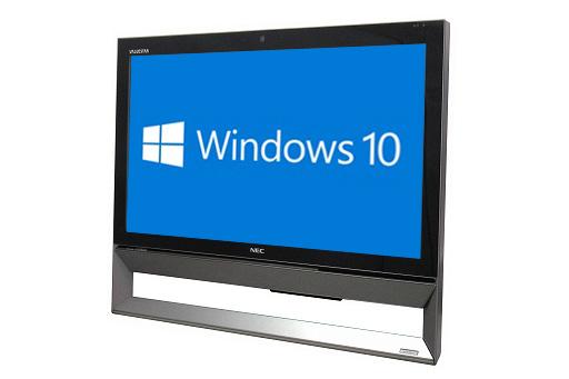 【中古パソコン】【一体型PC】【Windows10 64bit搭載】【Core i5 4210U搭載】【メモリー4GB搭載】【HDD1TB搭載】【W-LAN搭載】【DVDマルチ搭載】 NEC VALUESTAR VS570/T (1293922)