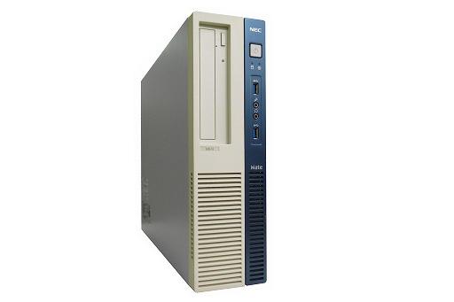 【中古パソコン】【単体】【Windows10 Pro 64bit搭載】【Core i3 4130搭載】【メモリー4GB搭載】【HDD500GB搭載】 NEC Mate MB-H (1294008)