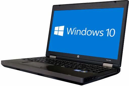 【中古パソコン】【Windows10 64bit搭載】【テンキー付】【Core i3 3120M搭載】【メモリー4GB搭載】【HDD500GB搭載】【W-LAN搭載】【DVD-ROM搭載】 HP Pro Book 6570b (1800445)