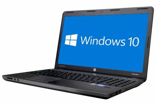 【中古パソコン】【Windows10 64bit搭載】【HDMI端子搭載】【テンキー付】【Core i5 3230M搭載】【メモリー4GB搭載】【HDD500GB搭載】【W-LAN搭載】【DVDマルチ搭載】 HP Pro Book 4540s (1800452)