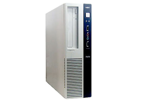 【中古パソコン】【単体】【Windows10 Pro 64bit搭載】【Core i3 4160搭載】【メモリー4GB搭載】【HDD1TB搭載】【DVDマルチ搭載】【中野店発】 NEC Mate ML-K (2002746)