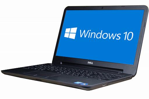 【中古パソコン】☆【Windows10 64bit搭載】【テンキー付】【Core i3 4005U搭載】【メモリー4GB搭載】【HDD640GB搭載】【W-LAN搭載】【DVDマルチ搭載】【中野店発】 DELL LATITUDE 3540 (2056405)