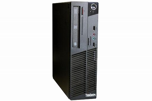 【中古パソコン】【単体】【Windows10 64bit搭載】【Core i5 4590搭載】【メモリー4GB搭載】【HDD1TB搭載】【DVDマルチ搭載】【中野店発】 lenovo ThinkCentre M73 10B7-A27AJP (2056414)