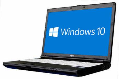 【中古パソコン】☆【Windows10 64bit搭載】【HDMI端子搭載】【Core i3搭載】【メモリー4GB搭載】【HDD320GB搭載】【DVD-ROM搭載】【W-LANアダプター付】【下北沢店発】 富士通 LIFEBOOK A572/E (4001468)