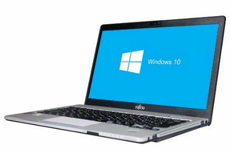 【中古パソコン】☆【Windows10 64bit搭載】【webカメラ搭載】【HDMI端子搭載】【Core i5 5300U搭載】【メモリー4GB搭載】【HDD320GB搭載】【W-LAN搭載】【DVDマルチ搭載】【下北沢店発】 富士通 LIFEBOOK S935/K (4011028)