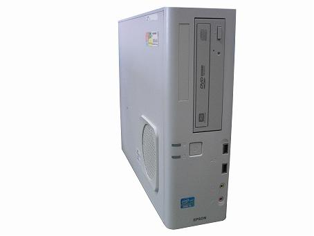 【中古パソコン】【単体】【Windows10 64bit搭載】【Core i5 3470搭載】【メモリー4GB搭載】【HDD500GB搭載】【DVDマルチ搭載】【東久留米発】 EPSON Endeavor AT991E (7519175)