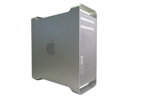【中古パソコン】【単体】【Xeon8Core搭載】【Radeon HD2600XT】【メモリー10GB搭載】【HDD2TB搭載】【DVDマルチ搭載】 apple Mac Pro A1186 (1294154)