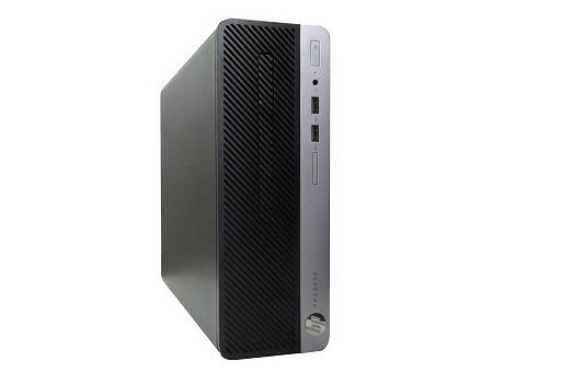 【中古パソコン】【単体】【Windows10 64bit搭載】【Core i5 7500搭載】【メモリー8GB搭載】【HDD1TB搭載】【DVDマルチ搭載】 HP ProDesk 400 G4 SFF (1294204)
