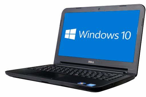 【中古パソコン】♪【Windows10 64bit搭載】【webカメラ搭載】【HDMI端子搭載】【Core i3 4010U搭載】【メモリー4GB搭載】【HDD640GB搭載】【W-LAN搭載】【DVDマルチ搭載】 DELL INSPIRON 3437 (1704759)