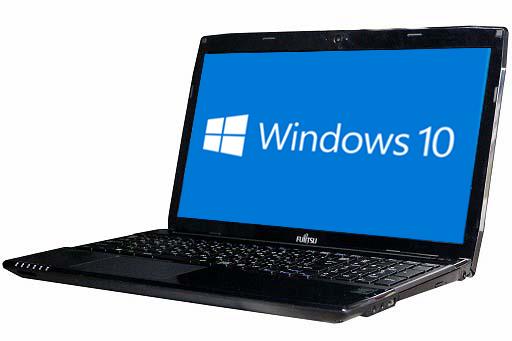 【中古パソコン】【Windows10 64bit搭載】【HDMI端子搭載】【テンキー付】【デュアルコア搭載】【メモリー4GB搭載】【HDD500GB搭載】【W-LAN搭載】【DVDマルチ搭載】【中野店発】 富士通 FMV-LIFEBOOK WA1/S (2031073)