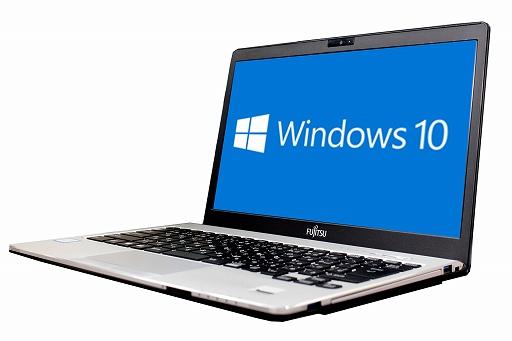 【中古パソコン】☆【Windows10 64bit搭載】【HDMI端子搭載】【Core i5 6300U搭載】【メモリー8GB搭載】【HDD500GB搭載】【W-LAN搭載】【中野店発】 富士通 FMV-LIFEBOOK S936/M (2056509)