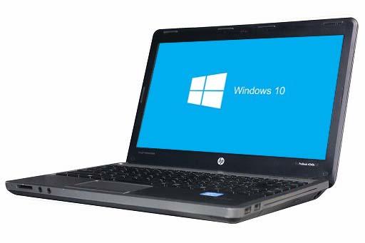 【中古パソコン】☆【Windows10 64bit搭載】【HDMI端子搭載】【Core i3 3120M搭載】【メモリー4GB搭載】【HDD320GB搭載】【W-LAN搭載】【DVDマルチ搭載】【中野店発】 HP ProBook 4340s (2056554)