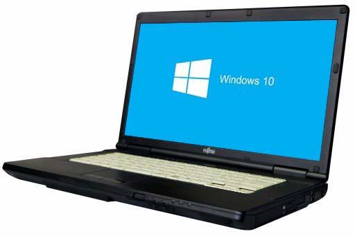 【中古パソコン】☆【Windows10 64bit搭載】【HDMI端子搭載】【Core i5 2520M搭載】【メモリー4GB搭載】【HDD320GB搭載】【DVD-ROM搭載】【中野店発】 富士通 FMV-LIFEBOOK A561/C (2056584)