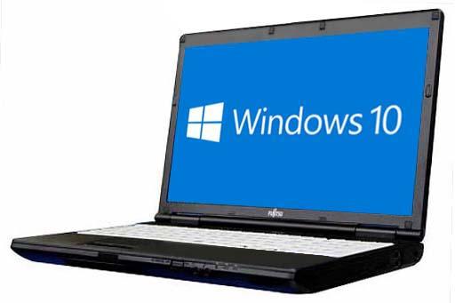 【中古パソコン】【Windows10 64bit搭載】【HDMI端子搭載】【テンキー付】【Core i3 3110M搭載】【メモリー4GB搭載】【HDD320GB搭載】【W-LAN搭載】【DVDマルチ搭載】【中野店発】 富士通 FMV-LIFEBOOK A572/FX (2056591)
