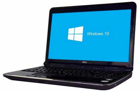 【中古パソコン】☆【Windows10 64bit搭載】【webカメラ搭載】【HDMI端子搭載】【テンキー付】【Core i7 2670QM搭載】【メモリー4GB搭載】【HDD500GB搭載】【W-LAN搭載】【下北沢店発】 富士通 FMV-LIFEBOOK AH56/G (4011097)