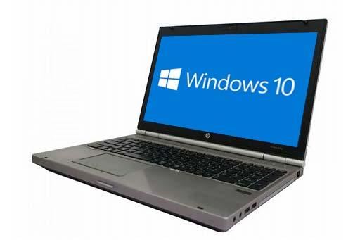 【中古パソコン】☆【Windows10 64bit搭載】【テンキー付】【Core i5 3360M搭載】【メモリー4GB搭載】【HDD640GB搭載】【W-LAN搭載】【DVDマルチ搭載】【東村山店発】 HP Elite Book 8570p (5020004)