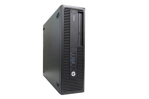 【中古パソコン】【単体】【Windows10 64bit搭載】【Core i5 6500搭載】【メモリー8GB搭載】【HDD2TB搭載】【DVDマルチ搭載】 HP ProDesk 600 G2 SFF (1294034)