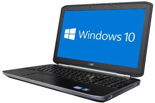 【中古パソコン】【Windows10 64bit搭載】【HDMI端子搭載】【テンキー付】【Core i5 3340M搭載】【メモリー4GB搭載】【HDD320GB搭載】【W-LAN搭載】【DVDマルチ搭載】 DELL LATITUDE E5530 (1704835)