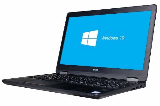 【中古パソコン】【Windows10 64bit搭載】【HDMI端子搭載】【テンキー付】【Core i3 6100U搭載】【メモリー4GB搭載】【SSD】【W-LAN搭載】 DELL LATITUDE E5570 (1704845)