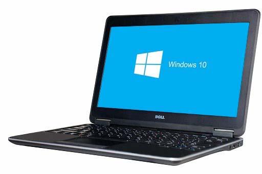 【中古パソコン】【Windows10 64bit搭載】【HDMI端子搭載】【Core i3 4010U搭載】【メモリー4GB搭載】【SSD】【W-LAN搭載】 DELL LATITUDE E7240 (1704851)