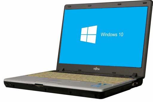 【中古パソコン】☆【Windows10 64bit搭載】【Core i5 3320M搭載】【メモリー4GB搭載】【HDD320GB搭載】【W-LAN搭載】【DVDマルチ搭載】【中野店発】 富士通 FMV-LIFEBOOK P772/F (2056715)