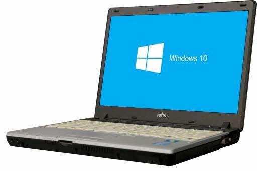 【中古パソコン】☆【Windows10 64bit搭載】【Core i5 3340M搭載】【メモリー4GB搭載】【HDD500GB搭載】【W-LAN搭載】【DVDマルチ搭載】【中野店発】 富士通 FMV-LIFEBOOK P772/G (2056717)