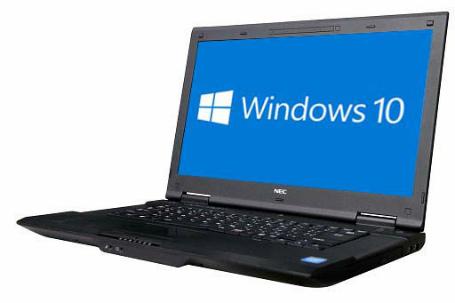 【中古パソコン】☆【Windows10 64bit搭載】【Core i3 4000M搭載】【メモリー4GB搭載】【HDD320GB搭載】【DVDマルチ搭載】【W-LANアダプター付】【下北沢店発】 NEC VersaPro J VA-H (4001521)