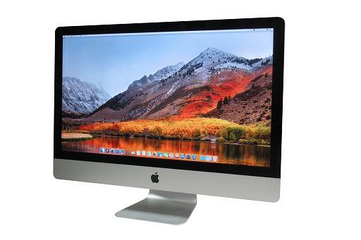 【中古パソコン】【一体型PC】【Geforce GTX780M】【Core i7 4771搭載】【メモリー16GB搭載】【SSD】【W-LAN搭載】 apple iMac A1419 (1294361)