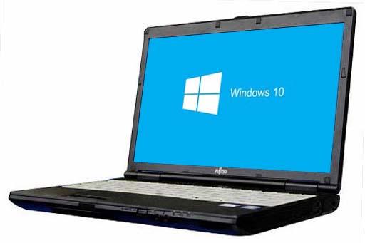 【中古パソコン】【Windows10 64bit搭載】【HDMI端子搭載】【テンキー付】【Core i5 3320M搭載】【メモリー4GB搭載】【HDD500GB搭載】【DVDマルチ搭載】 富士通 FMV-LIFEBOOK A572/E (1403121)