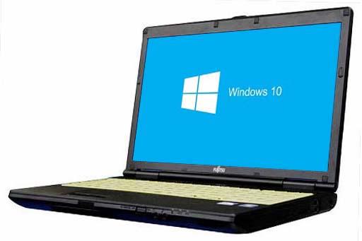 【中古パソコン】【Windows10 64bit搭載】【HDMI端子搭載】【テンキー付】【Core i3 3110M搭載】【メモリー4GB搭載】【HDD320GB搭載】【W-LAN搭載】【DVDマルチ搭載】 富士通 FMV-LIFEBOOK A572/FX (1403135)