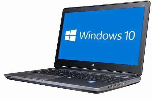 【中古パソコン】【Windows10 64bit搭載】【テンキー付】【Core i5 4210M搭載】【メモリー4GB搭載】【HDD640GB搭載】【DVD-ROM搭載】 HP ProBook 650G1 (1800541)