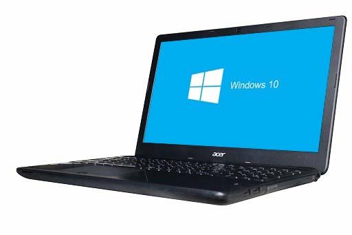 【中古パソコン】♪【Windows10 Pro 64bit搭載】【webカメラ搭載】【HDMI端子搭載】【テンキー付】【Core i3 4005U搭載】【メモリー4GB搭載】【SSD】【W-LAN搭載】【DVDマルチ搭載】 acer TravelMate P455M-F34D (1806960)
