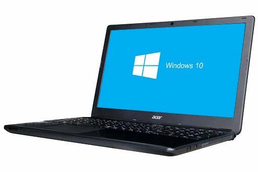 【中古パソコン】♪【Windows10 64bit搭載】【webカメラ搭載】【HDMI端子搭載】【テンキー付】【メモリー4GB搭載】【SSD】【W-LAN搭載】【DVDマルチ搭載】 acer ASPIRE E1-532-H14D/K (1806961)