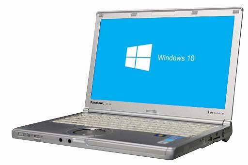 【中古パソコン】♪【Windows10 64bit搭載】【HDMI端子搭載】【Core i5 3340M搭載】【メモリー4GB搭載】【HDD500GB搭載】【W-LAN搭載】 Panasonic Lets note CF-NX2 (1806978)