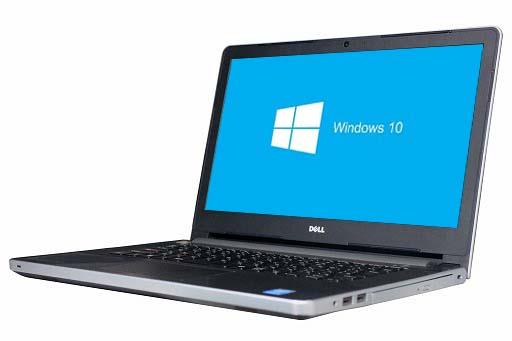 【中古パソコン】【Windows10 64bit搭載】【HDMI端子搭載】【Core i3 4005U搭載】【メモリー4GB搭載】【HDD500GB搭載】【W-LAN搭載】【DVDマルチ搭載】【中野店発】 DELL INSPIRON 5458 (2031369)