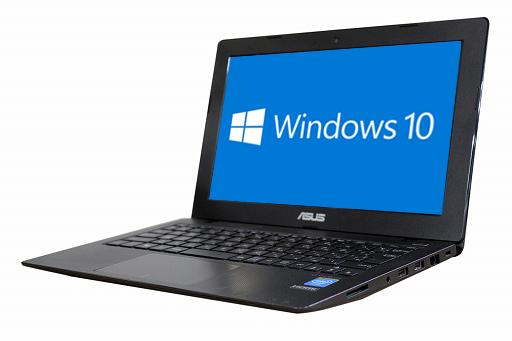 【中古パソコン】☆【Windows10 64bit搭載】【HDMI端子搭載】【メモリー4GB搭載】【HDD320GB搭載】【W-LAN搭載】【中野店発】 ASUS X200M (2031382)