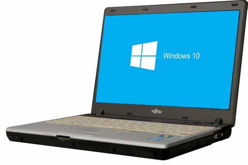 【中古パソコン】☆【Windows10 64bit搭載】【Core i5 3320M搭載】【メモリー4GB搭載】【HDD320GB搭載】【W-LAN搭載】【DVDマルチ搭載】【中野店発】 富士通 FMV-LIFEBOOK P772/F (2056789)