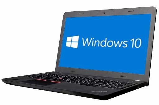 【中古パソコン】【Windows10 64bit搭載】【HDMI端子搭載】【テンキー付】【Core i3 4000M搭載】【メモリー4GB搭載】【HDD320GB搭載】【W-LAN搭載】【DVDマルチ搭載】【中野店発】 lenovo ThinkPad E540 (2056797)