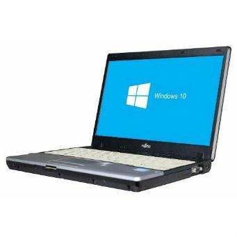 【中古パソコン】☆【Windows10 64bit搭載】【Core i5 3340M搭載】【メモリー4GB搭載】【HDD320GB搭載】【W-LAN搭載】【DVDマルチ搭載】【下北沢店発】 富士通 LIFEBOOK P772/G (4001533)
