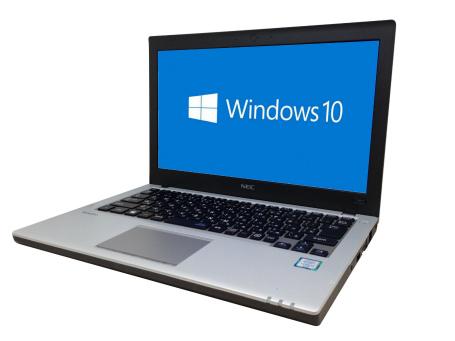 【中古パソコン】☆【Windows10 64bit搭載】【HDMI端子搭載】【Core i3 6100U搭載】【メモリー4GB搭載】【HDD320GB搭載】【W-LAN搭載】【下北沢店発】 NEC VersaPro J VB-T (4001534)
