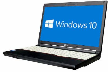 【中古パソコン】【Windows10 64bit搭載】【HDMI端子搭載】【テンキー付】【Core i3 3120M搭載】【メモリー4GB搭載】【HDD320GB搭載】【W-LAN搭載】【DVD-ROM搭載】【下北沢店発】 富士通 LIFEBOOK A573/GX (4001537)