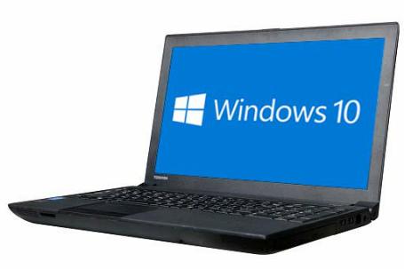 【中古パソコン】【Windows10 64bit搭載】【テンキー付】【Core i3 3120M搭載】【メモリー4GB搭載】【HDD500GB搭載】【DVD-ROM搭載】【下北沢店発】 東芝 Dynabook Satellite B553/J (4011307)