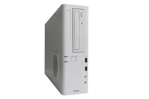 【中古パソコン】【単体】【Windows10 64bit搭載】【Core i3 4150搭載】【メモリー8GB搭載】【HDD500GB搭載】【東村山店発】 EPSON AT992E (5020280)