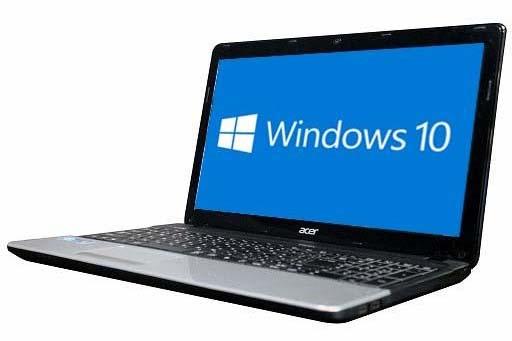【中古パソコン】【Windows10 64bit搭載】【webカメラ搭載】【HDMI端子搭載】【テンキー付】【メモリー4GB搭載】【HDD500GB搭載】【W-LAN搭載】【DVDマルチ搭載】【東村山店発】 acer ASPIRE E1 Q5WPH (5020327)