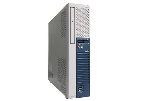 【中古パソコン】【単体】【Windows10 64bit搭載】【Core i5 4570搭載】【メモリー4GB搭載】【HDD1TB搭載】【DVDマルチ搭載】 NEC Mate ME-H (1292920)