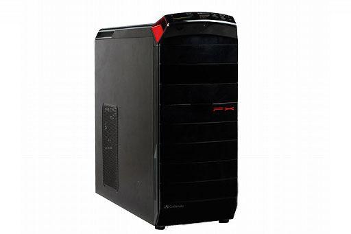 【中古パソコン】【単体】【Windows10 Pro 64bit搭載】【Geforce GTX480】【Mini HDMI端子搭載】【Core i7搭載】【メモリー8GB搭載】【HDD2TB搭載】【DVDマルチ搭載】 Gateway FX6850-H78F/G (1292607)