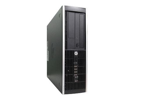 【中古パソコン】【単体】【Windows10 64bit搭載】【Core i5搭載】【メモリー4GB搭載】【HDD500GB搭載】【DVDマルチ搭載】 HP 8200 Elite SFF (1292630)