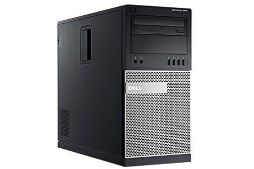 【中古パソコン】【単体】【Windows10 Pro 64bit搭載】【Radeon HD8570】【Core i7搭載】【メモリー16GB搭載】【SSD120GB+HDD2TB】【DVDマルチ搭載】 DELL OPTIPLEX 990 MT (1292655)
