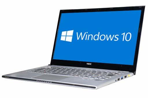 【中古パソコン】【Windows10 64bit搭載】【webカメラ搭載】【HDMI端子搭載】【Core i5 3337U搭載】【メモリー4GB搭載】【SSD】【W-LAN搭載】 NEC VersaPro J VG-G (1503586)